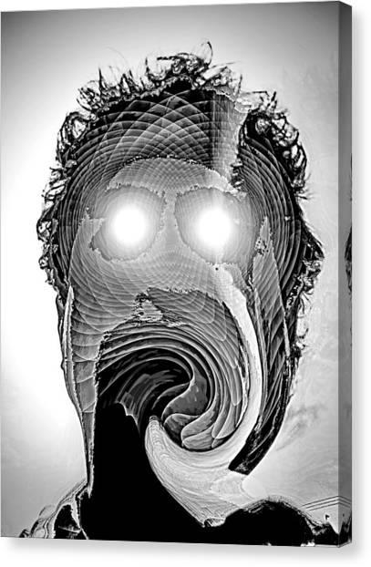 Klatu Canvas Print