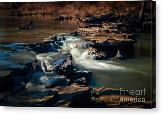 Knoppers Ford Canvas Print