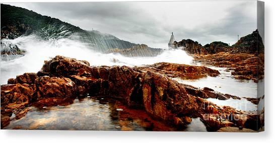 Knysna Lagoon Canvas Print
