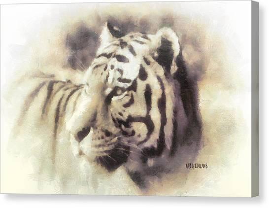 Kwaai Canvas Print