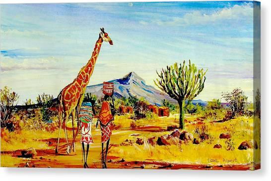 L 78 Canvas Print