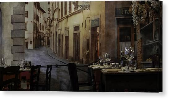 La Cippolla Rosa Canvas Print