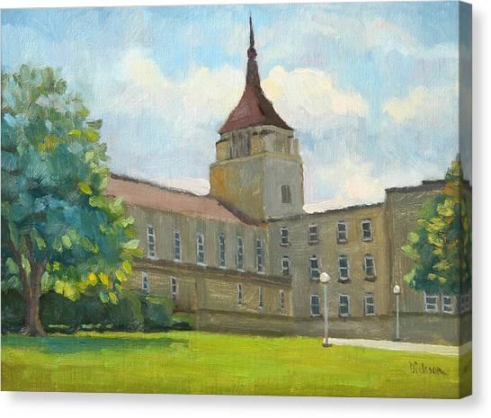 La Crosse Diocese Canvas Print