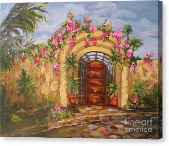 La Punta Villa Canvas Print