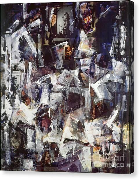 Lacrimosa Canvas Print