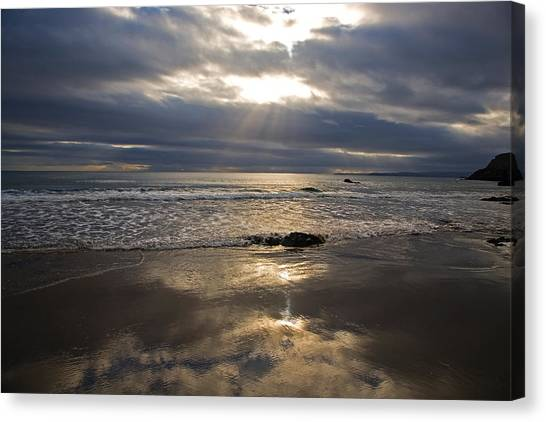 Waterford Canvas Print - Ladys Cove, The Copper Coast, County by Panoramic Images