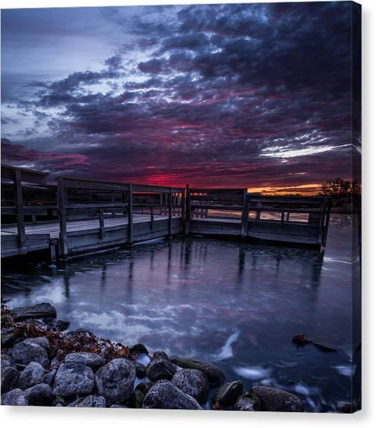 Lake Alvin Canvas Print
