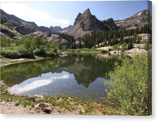 Lake Blanche Canvas Print