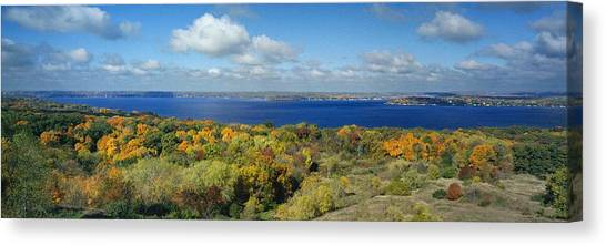 Majestic - Lake Geneva Wisconsin Canvas Print