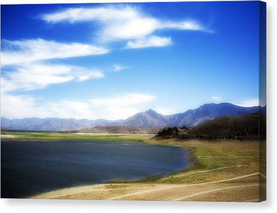 Lake Isabella Canvas Print