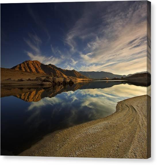 Lake Isabella  Mg_8082 Canvas Print