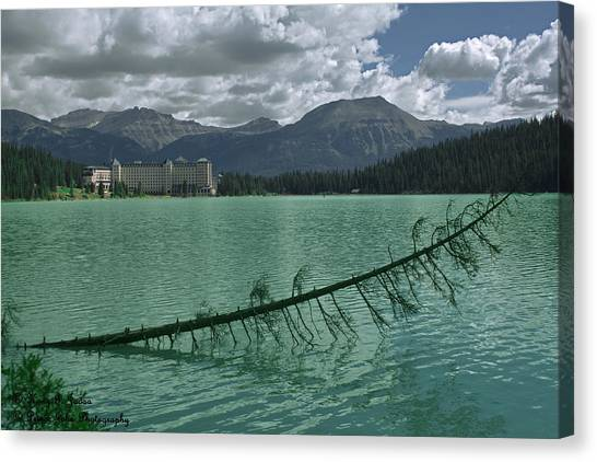 Lake Louise - 2 Canvas Print