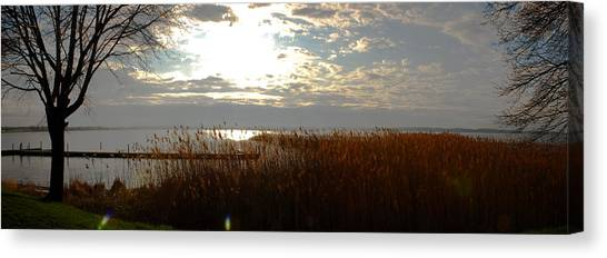 Lake Seneca Canvas Print