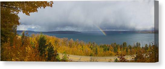 Lake Superior Overlook Canvas Print