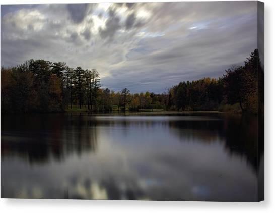 Lake Wausau's Bluegill Bay Park Canvas Print