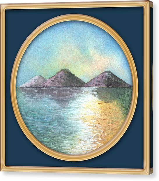 Lakeview Canvas Print