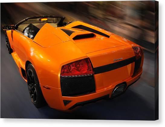 Lamborghini Murcielago 3 Canvas Print