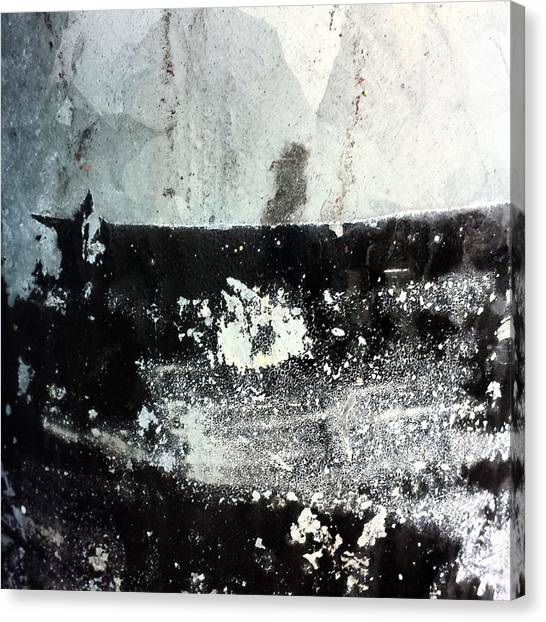 Abstract Canvas Print - Lamppost 7 by Jason Michael Roust