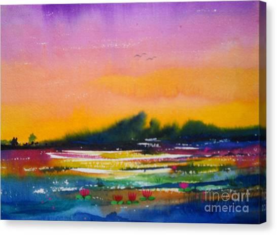 Landscape 17 Canvas Print