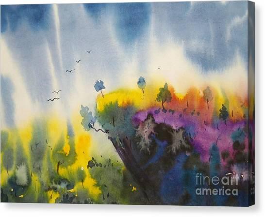 Landscape 8 Canvas Print