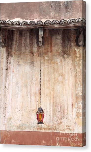 Moroccon Canvas Print - Lantern by Neil Overy