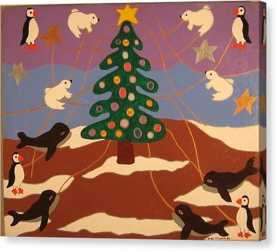 Last Christmas Canvas Print
