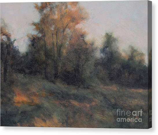 Last Light Canvas Print by Gregory Arnett
