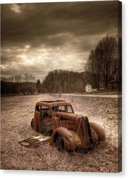 Last Mile Canvas Print