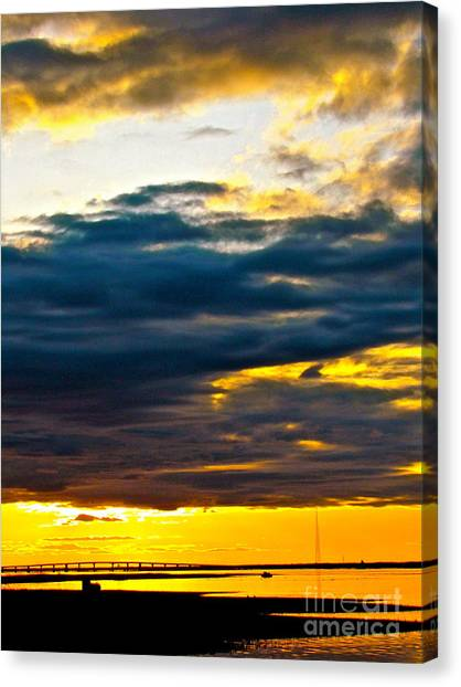 Last Wish Canvas Print by Q's House of Art ArtandFinePhotography