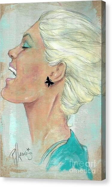 Laugh Often Canvas Print