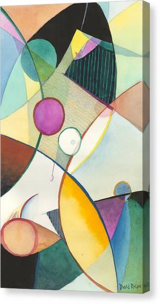 Lavendar Lily Canvas Print