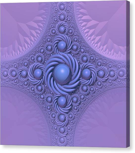 Lavender Beauty Canvas Print