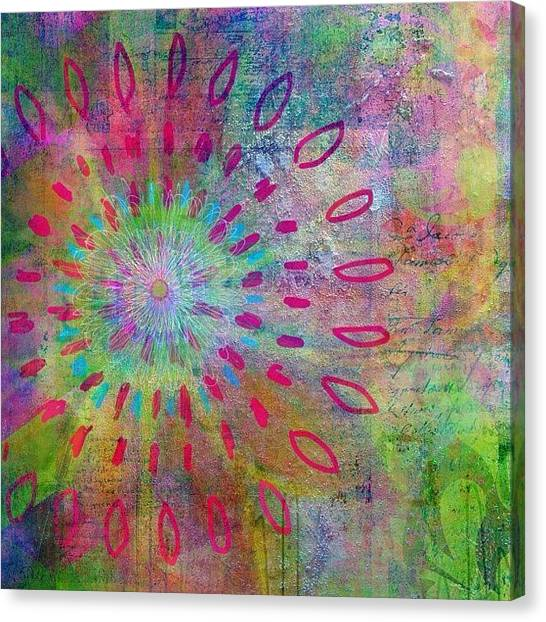 Rainbows Canvas Print - Layers And Layers And #layers by Robin Mead