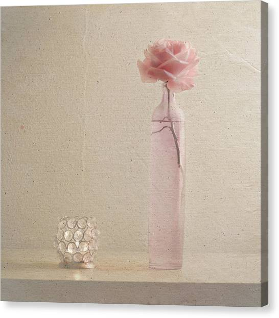 Romantic Canvas Print - Leave Your Light On by Piera Polo