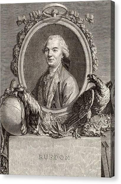 67 Canvas Print - Leclerc De Buffon by Universal History Archive/uig