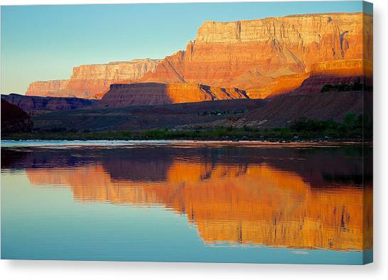 Lee's Ferry Canvas Print