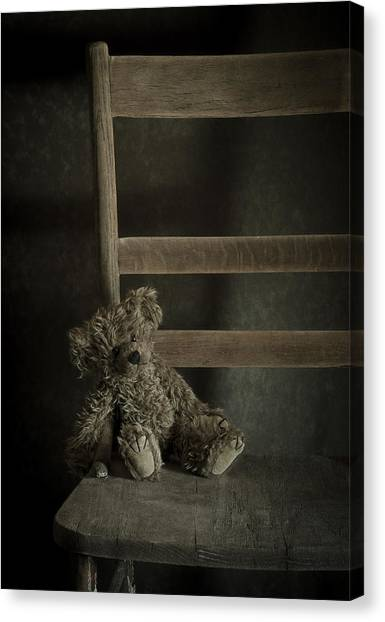 Left Behind Canvas Print
