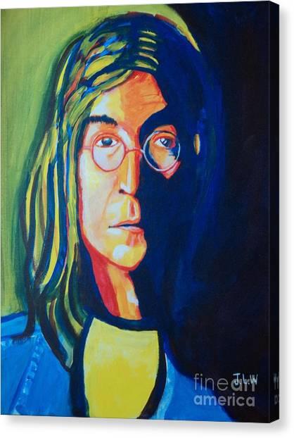 Lennon Canvas Print