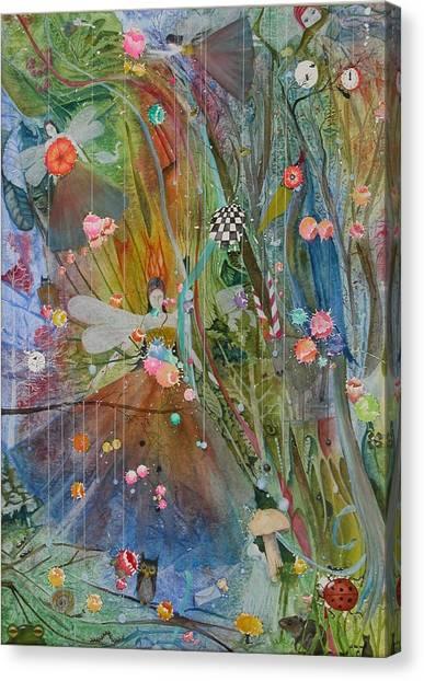 Les Carioles Canvas Print