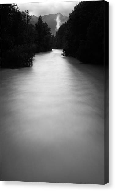 Let The Light Flood In Canvas Print