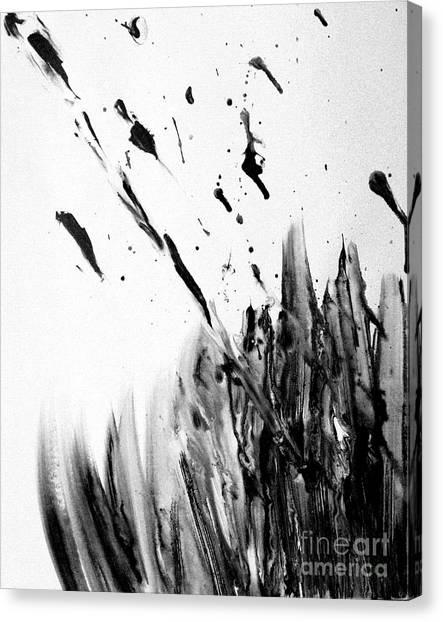 Liberation Canvas Print