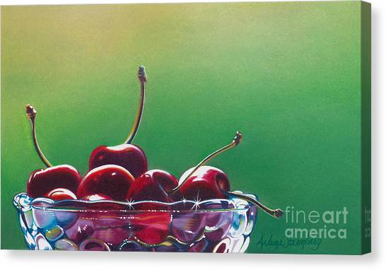 Life Canvas Print by Arlene Steinberg