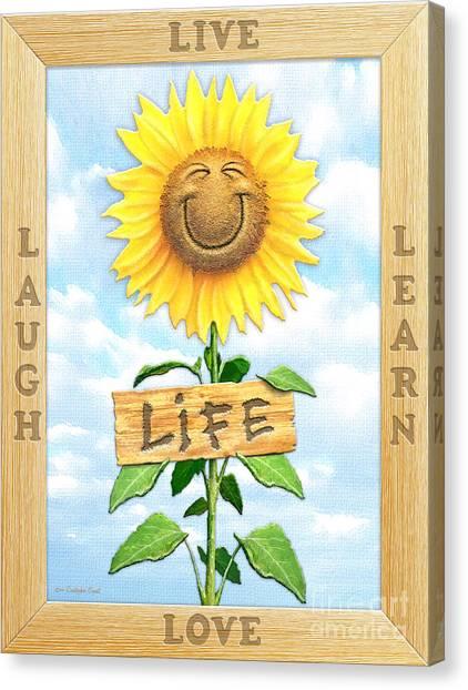 Live Laugh Love Canvas Prints   Fine Art America
