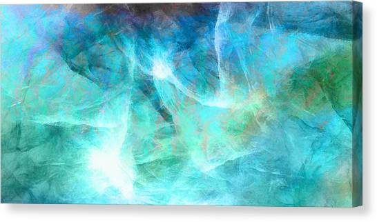 Life Is A Gift - Abstract Art Canvas Print