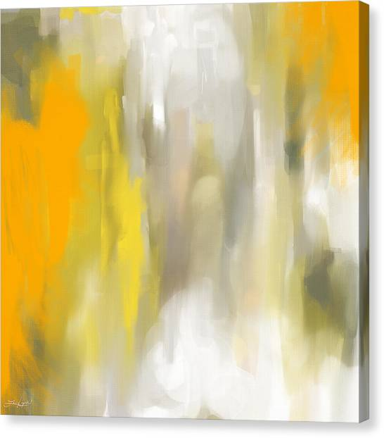 Lemons Canvas Print - Light And Grace by Lourry Legarde