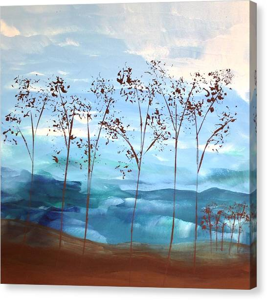 Light Breeze Canvas Print