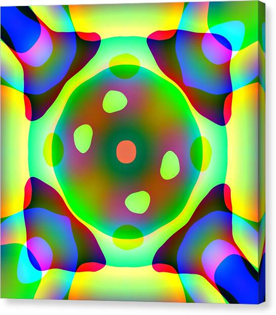Light Emitting Diode Canvas Print by Charles Ragsdale