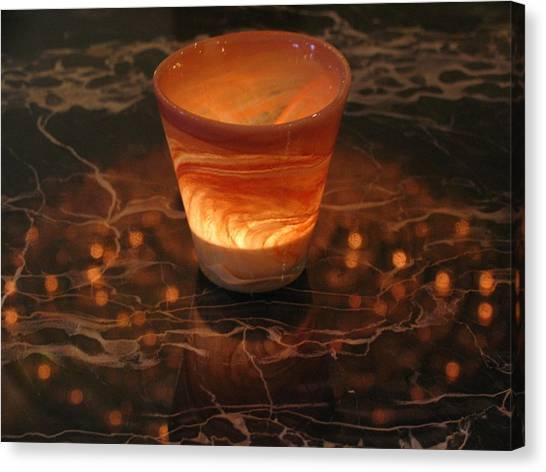 Light Reflection Canvas Print