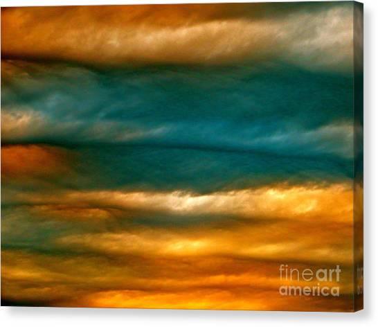 Light Upon Darkness Canvas Print
