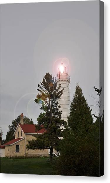 Lighthouse 2 Canvas Print